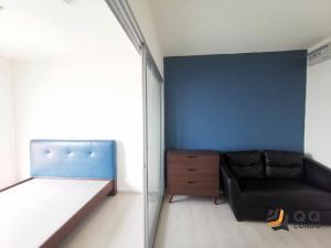 ขายคอนโดท่าพระ ตลาดพลู : ขายขาดทุน!!!  Aspire Sathorn - Taksin (Timber Zone)  1ห้องนอน ขนาด 26 ตร.ม. ใกล้ BTS วุฒากาศ