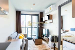 For RentCondoSukhumvit, Asoke, Thonglor : Beautiful condo for rent at Ekamai area - Taka Haus Ekkamai 12 - 1 bedroom 30.75 sqm.