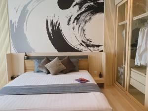 For RentCondoWitthayu,Ploenchit  ,Langsuan : For Rent - Simple Style-Life One Wireless [28 sq m] near BTS Chidlom - Ploenchit.