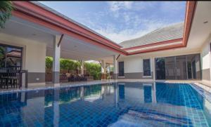 For SaleHousePattaya, Bangsaen, Chonburi : Sale pool villa Baan dusit Pattaya park Sale pool villa Baan Dusit Pattaya Park