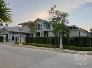 For SaleHousePinklao, Charansanitwong : (For Sale) ** A luxury mansion on Ratchaphruek Road, Pruek Phirom Ratchaphruek-Rattanathibet with private swimming pool **