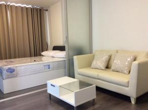 For RentCondoPattaya, Bangsaen, Chonburi : E106 For Rent D Condo Campus Resort Bangsaen 30 Sqm 1 Bedroom.
