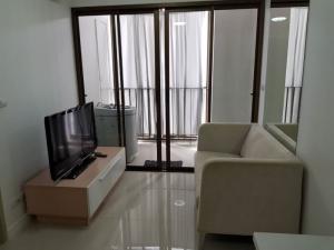For RentCondoOnnut, Udomsuk : Condo for rent, Ideo Mix Sukhumvit 103, next to BTS Udomsuk, 5th floor.