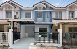 For SaleTownhouseBangbuathong, Sainoi : New townhouse renovated, ready to move in ☺️