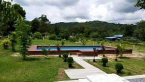 For SaleLandNakhon Nayok : Nakhon Nayok resort for sale