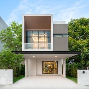 ขายทาวน์เฮ้าส์/ทาวน์โฮมเอกชัย บางบอน : ขายบ้าน 2ชั่น โครงการ Motto กาญจนาภิเษกพระราม2  บ้านสวยสมัยใหม่ออกแบบมาลงตัวราคาพิเศษ
