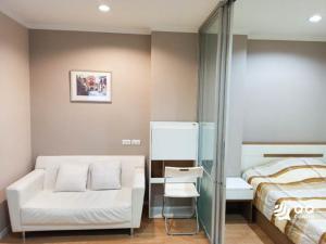For RentCondoPattanakan, Srinakarin : For rent  Lumpini Place Srinakarin-Huamark Station  1Bed , size 24 sq.m., Beautiful room, fully furnished.