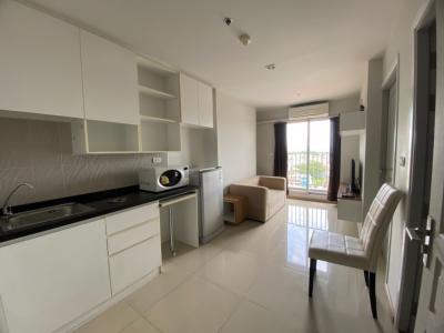 For RentCondoBang Sue, Wong Sawang : For rent Rich Park Tao Poon rich park BTS Tao Poon 9th floor city view