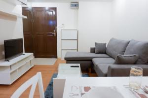 For RentCondoOnnut, Udomsuk : 🔥🔥Hot Deal! 🔥🔥 For rent, Zenith Place At Sukhumvit, size 42.16 sq m., 1 bed 1 bath, BTS Phra Khanong [Code: A160]