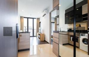 "For RentCondoRama9, RCA, Petchaburi : // ""Reduce rent //"" Condominium for rent, The Line Asoke-Ratchada (The Line Asoke-Ratchada) Condo, LUXURY CLASS level, room size 35 sq m, new condition, ready to move in. Complete with luxury amenities, located in New CBD area, Rama IX area"
