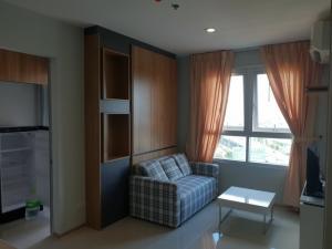 For RentCondoRama5, Ratchapruek, Bangkruai : Condo for rent, Rich Park Chaopraya 7,500 baht, 1 bedroom, 32 sqm, fully furnished, 18th floor, 0979495559
