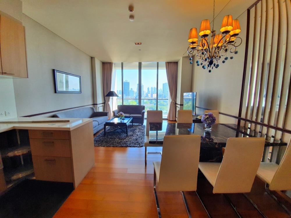 For RentCondoSathorn, Narathiwat : 2BR for RENT at Sukhothai Residences