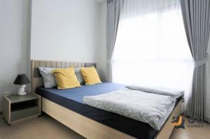 For SaleCondoSukhumvit, Asoke, Thonglor : For Sale The Tree Sukhumvit 71-Ekamai   1Bed , size 27 sq.m., Beautiful room, fully furnished.