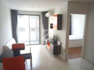 For RentCondoBangna, Lasalle, Bearing : Urgent rent 🔥 Big room, cheapest, beautiful decoration, Voque Place Condo Sukhumvit 107❗️ near BTS Bearing ❗️