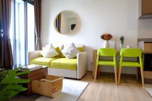 For RentCondoSukhumvit, Asoke, Thonglor : [RENT]  TAKA HAUS EKAMAI 12  ―  New room, 1 Bedroom (35 Sq.m)