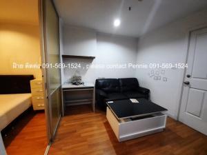 For RentCondoKasetsart, Ratchayothin : (Rent) Condo Lumpini Place Ratchayothin buildind  D, 6 floor ,  city view. (1 bedrooms)