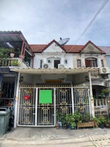 For SaleTownhouseLadprao101, The Mall Bang Kapi : Townhouse for sale, Ladprao 87 Village, Yen Suk.
