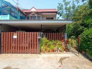 For SaleTownhouseNawamin, Ramindra : Townhouse for sale Chitphawan Permsin, spacious interior