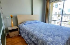 "For RentCondoRama9, RCA, Petchaburi : ""Reduce rent"" Condominium for rent Lumpini Place Rama IX - Ratchada (Lumpini Place Rama IX-Ratchada) Room size 37 sq m, condominium located in the heart of NEW CBD on Rama IX Road."
