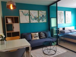 For RentCondoBang Sue, Wong Sawang : ❣ Rent Regent Home Bang Son Phase 28 💎 furniture and appliances, ready to move in.