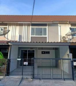 For SaleTownhouseBangbuathong, Sainoi : 2 storey townhouse for sale #Pruksa Village 45 Wat Lat Pladuk Road