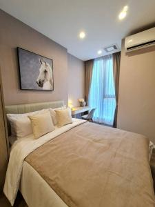 เช่าคอนโดอ่อนนุช อุดมสุข : ให้เช่า Whizdom Essence Sukumvit 101 ห้องขนาด 33.84 ตร.ม ชั้น 11 ห้องใหม่ พร้อมอยู่