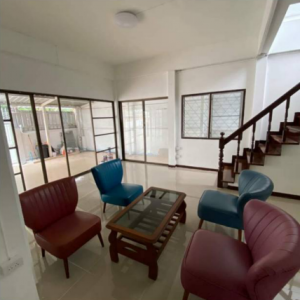 For RentHouseLadprao, Central Ladprao : NA-H4042 2 storey detached house for rent, Ladprao, near the Yellow Line BTS.