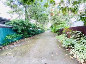 For SaleLandOnnut, Udomsuk : Beautiful land for sale, Pridi 14 wide road, Sukhumvit 71.