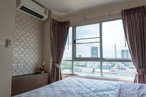 For RentCondoPattanakan, Srinakarin : ✅ For rent, Lumpini Place Srtinakarin - Huamak Station, near APL, size 32.5 sq.m., complete with furniture and electrical appliances ✅