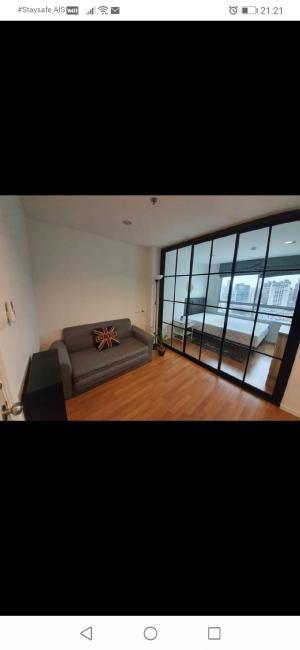 เช่าคอนโดพระราม 9 เพชรบุรีตัดใหม่ : ‼️ให้เช่า...LPN Park Rama 9, 1 bed, FullyFurnished📌🔥🔥 SPECIAL PRICE💥 9500 ฿ 😀😀