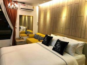 ขายขายเซ้งกิจการ (โรงแรม หอพัก อพาร์ตเมนต์)บางใหญ่ บางบัวทอง ไทรน้อย : Service Apartment Modern Luxury Gold ติด ถนนกาญจนาภิเษก บางใหญ่ 💚🧡💛ไลน์ richycat 💚🧡💛