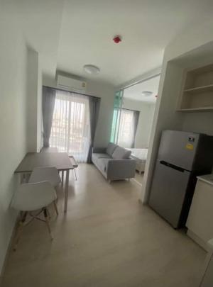 เช่าคอนโดรัชดา ห้วยขวาง : 💥บรรยากาศดี เหมือนรีสอร์ท💥คอนโดให้เช่า Chapter One Eco รัชดา ห้วยขวาง ใกล้ MRT ห้วยขวาง MRTศูนย์วัฒนธรรม สวยเรียบ  Fully furnished   1 bed room แยกเป็นสัดส่วนขนาด 30 ตร.ม ตึก C ชั้น 3 💰ราคาเช่า : 13,000 บาท / เดือน