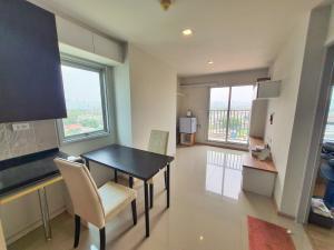 For SaleCondoBang Sue, Wong Sawang : Urgent sale, Rich Park Condo (Rich Park) Taopoon Interchange, 1 bedroom, 11th floor, corner room 092-246-4848.