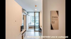 For SaleCondoKasetsart, Ratchayothin : ‼ ️ New room for sale‼ ️ 1 Bed plus affordable price