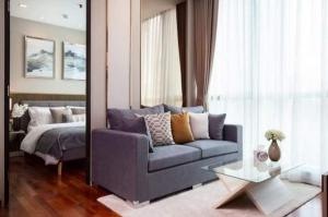 For RentCondoRatchathewi,Phayathai : For rent, WISH Signature Midtown Siam, beautiful room, private elevator