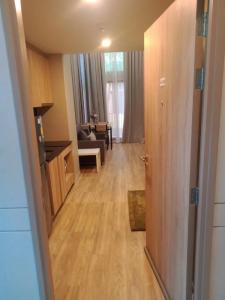 For RentCondoSathorn, Narathiwat : For rent / For rent Duplex room at Blossom Sathorn Charoenrat Fully furnished
