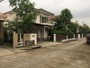 For SaleHouseRathburana, Suksawat : House for sale very cheap Saransiri Pracha Uthit Suksawat