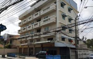 For RentShophouseSukhumvit, Asoke, Thonglor : NA-B4006 Rent a commercial building, 1 booth, Sukhumvit 105 Road, convenient transportation, near BTS Bearing