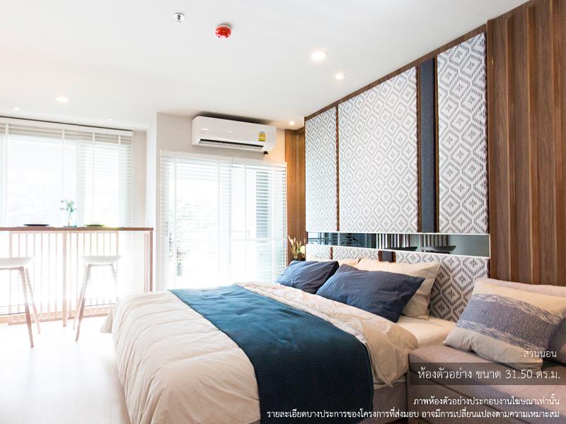 For SaleCondoSapankwai,Jatujak : Special Offer For SALE Lumpini Selected Sutthisan Sapankwai 1Bed 30sqm Branded New Condo Near BTS Saphan Khwai