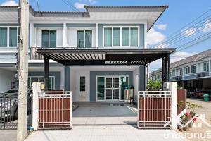 For SaleTownhouseRama5, Ratchapruek, Bangkruai : 2-storey townhome, Dream Deluxe Ratchaphruek-Pinklao, corner plot, good condition.