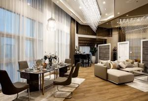 For RentCondoRama9, RCA, Petchaburi : For rent belle grand 2 bedroom, very beautiful room, price to talk