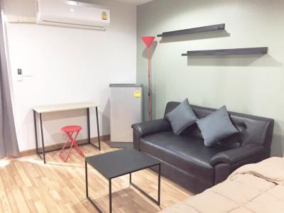 For SaleCondoOnnut, Udomsuk : Regent Home 19 fully furnished + unblock view (near BTS Bangchak, Bangchak Market, Expressway Sukhumvit 62)
