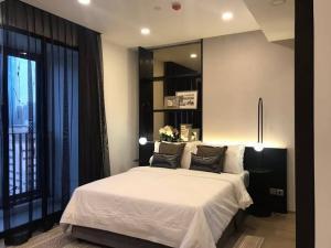 เช่าคอนโดสยาม จุฬา สามย่าน : 🔥ว่างให้เช่า🔥 Ashton Chula-Silom ห้องสวยมาก วิวดี  เครื่องใช้ไฟฟ้าครบ พร้อมอยู่ 095-249-7892