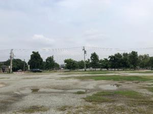 For RentLandPattanakan, Srinakarin : Short-term lease of land Opposite Train Night Market Srinakarin