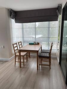เช่าคอนโดรัชดา ห้วยขวาง : For Rent 租赁式公寓 Metro luxe Rose Gold Phaholyothin Sutthisan(2b2b )53sq.m. 14,000 THB Tel. 065-9899065