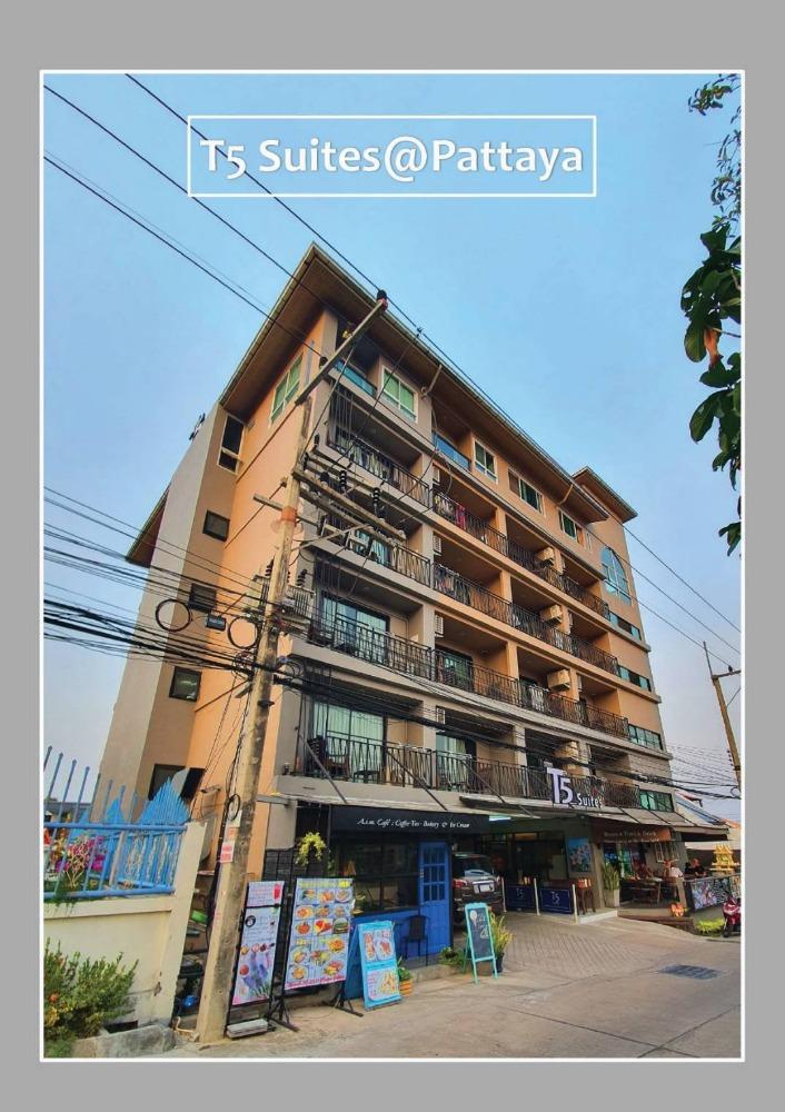 For SaleBusinesses for salePattaya, Bangsaen, Chonburi : Sale of apartments, hotels, Banglamung, Chonburi, next to the owner