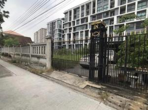 For SaleLandRatchadapisek, Huaikwang, Suttisan : OHM079 Land for sale, beautiful area of 107 sq m, suitable for building a house, home office, Ratchada Road, near MRT Sutthisan.