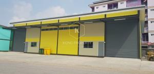 For RentWarehouseChengwatana, Muangthong : Warehouse for rent, warehouse, Soi Chaengwattana, next to Si Rat expressway, Pak Kret, Nonthaburi