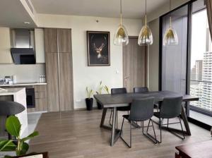 For RentCondoSukhumvit, Asoke, Thonglor : 3162-A😊 For RENT 3 bedroom for rent 🚄 near MRT Sukhumvit 🏢 Celes Asoke Celes Asoke🔔 Area: 124.00 sq m 💲 Rent: 120,000 ฿ 📞O88-7984117,O65-9423251✅LineID: @sureresidence