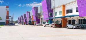 For RentFactoryLadkrabang, Suwannaphum Airport : ให้เช่าโรงงาน พร้อมสำนักงาน บางนา-ตราด กม. 16 อ.บางพลี ใกล้สนามบินสุวรรณภูมิ Factory for rent With office Bangna-Trad Km. 16, Bang Phli district, near the airport.